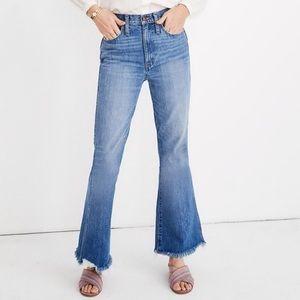 Madewell | Rigid Flare Jeans